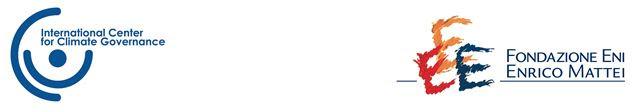 """ICCG e Fondazione Eni Enrico Mattei """"""""ICCG Best Climate Practices Award 2015: Water, Food and Climate Change"""" - Venerdì 23 Ottobre ore 18:30 Cascina Triulza – Padiglione della Società Civile - Expo Milano"""