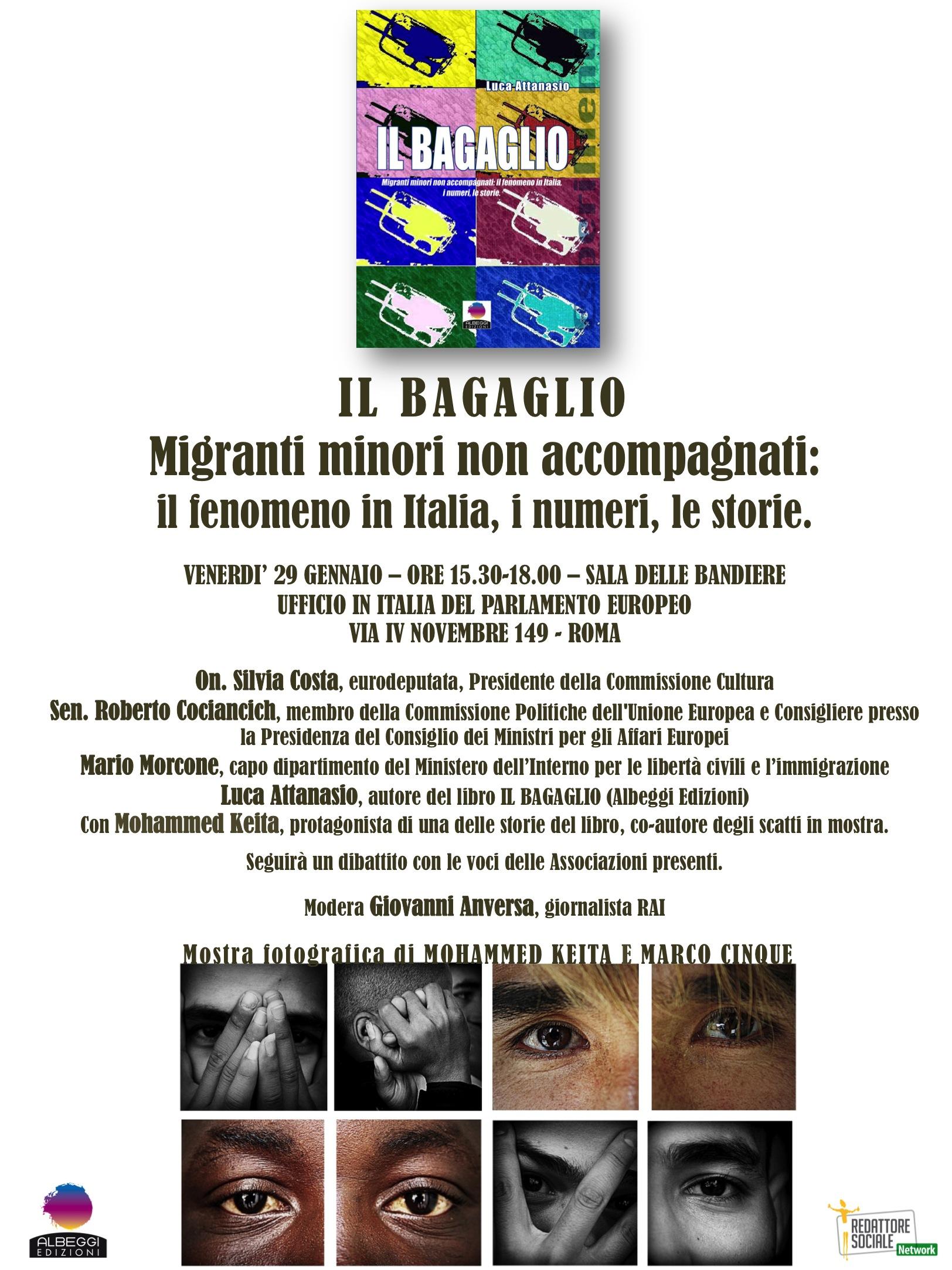 migranti minori non accompagnati