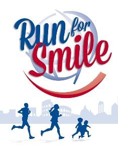 """""""Run for smile"""" – 10 aprile 2016 - Partenza Via Fori Imperiali – ore 9.10"""