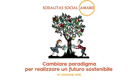 Sodalitas Social Award: pubblicato Il Bando della 14^ Edizione - candidature fino al 27 maggio 2016