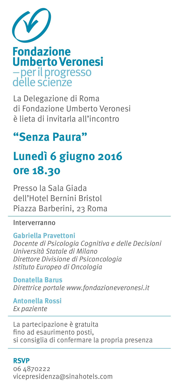 'Senza Paura'_ Roma, 6 giugno 2016