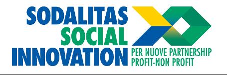 Sodalitas Social Innovation: on line in anteprima il bando della 6^ edizione. Le candidature per le organizzazioni nonprofit si apriranno l'1 settembre