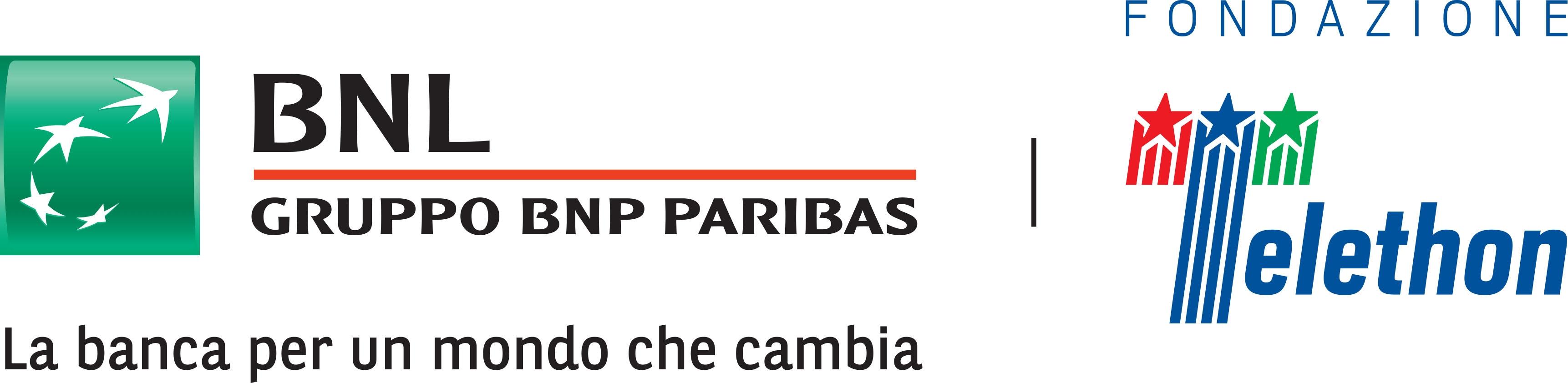 BNL gruppo BNP Paribas Con 10 milioni 250 mila euro celbra il suo 25° anno al fianco di Telethon