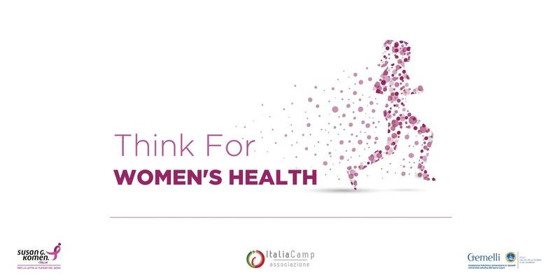 """""""Think for women's health"""" - 19 Gennaio 2017 - dalle 10 alle 13 - Parlamento della Repubblica Italiana, Sala Aldo Moro, Piazza Montecitorio - Roma"""