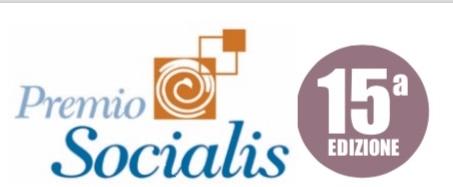 Premio Socialis - XV edizione - 1 dicembre 2017 - dalle 10 alle 12.30 - Museo MAXXI – Via Guido Reni 4a- Roma