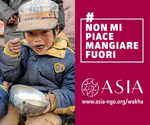 """""""Sai come si fa un momo? Show Cooking e Aperitivo tibetano per aiutare i bambini della scuola di Wakha"""