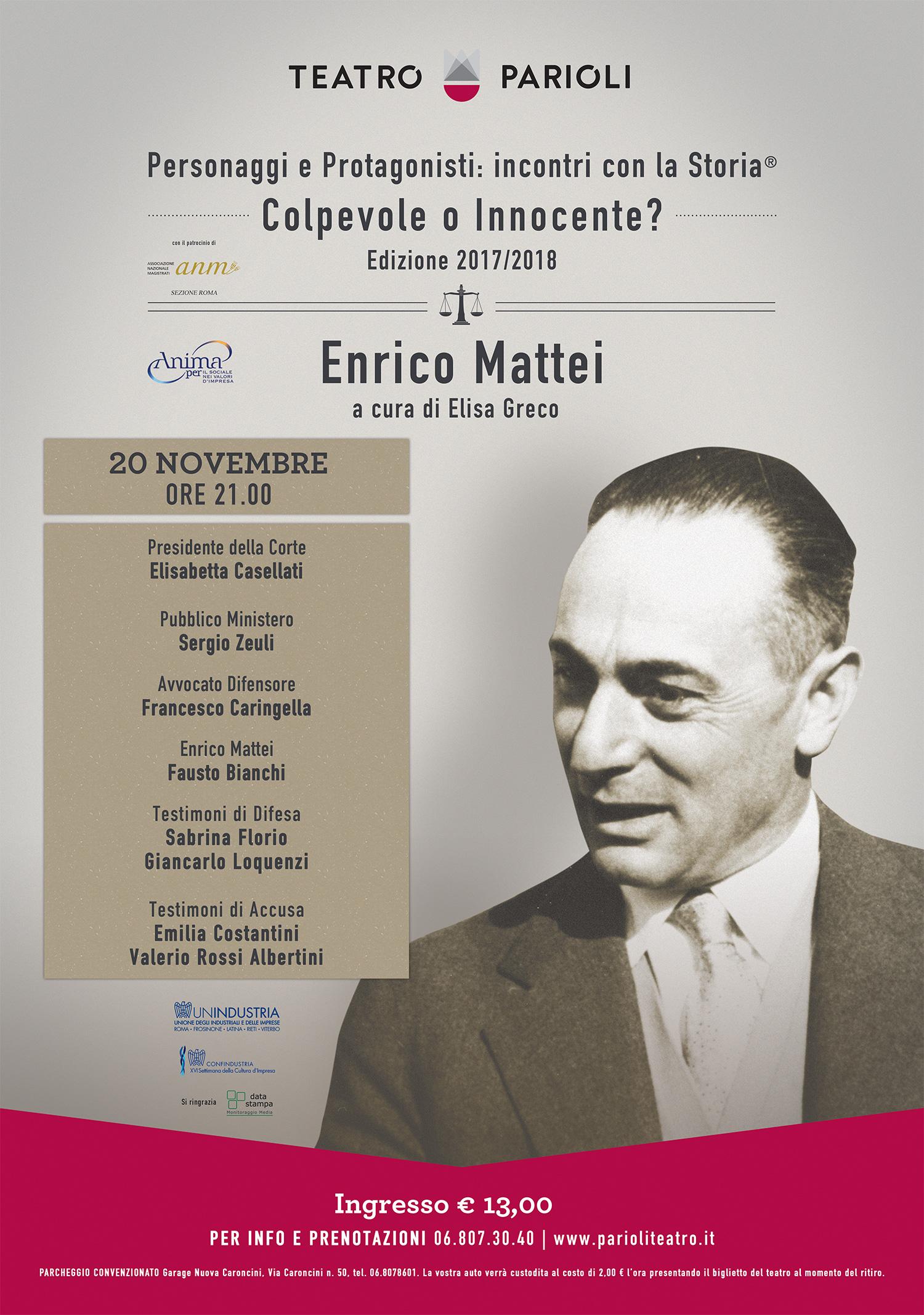 Enrico Mattei_20 novembre 2017