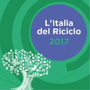 L'Italia del Riciclo 2017 - 14 dicembre 2017 - ore 9 – 13 - Sala Nazionale Spazio Eventi - Via Palermo 10 - Roma