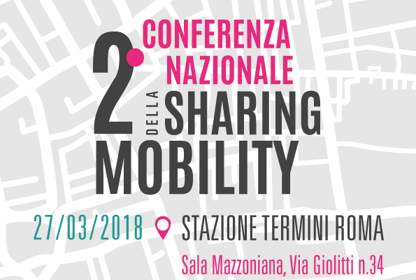 sharing mobility conferenza