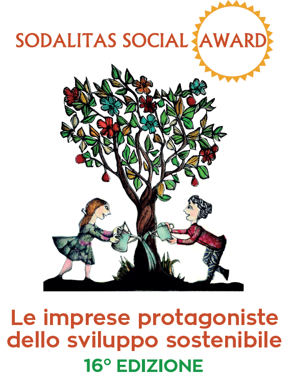 Sodalitas Social Award 2018 - Aperte fino al 25 maggio 2018 le candidature alla 16° edizione