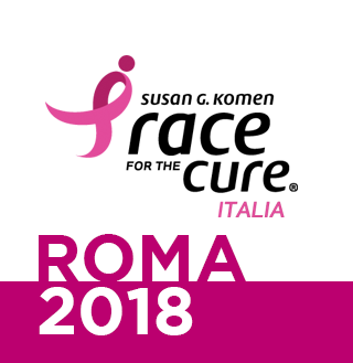 La Race for the cure di Roma - Edizione 2018 17 – 18 – 19 - 20 maggio 2018 - Circo Massimo - Roma