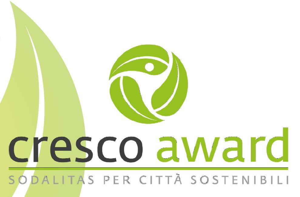 CRESCO Award Città Sostenibili: candidature aperte fino al 15 luglio