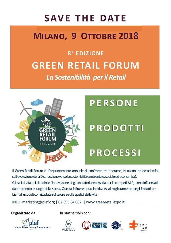 green retail forum2018