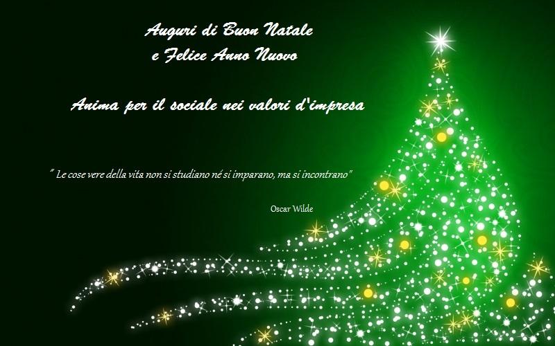 Auguri di Buon Natale da Anima