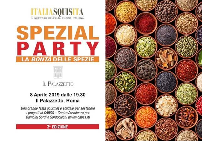 spezial party