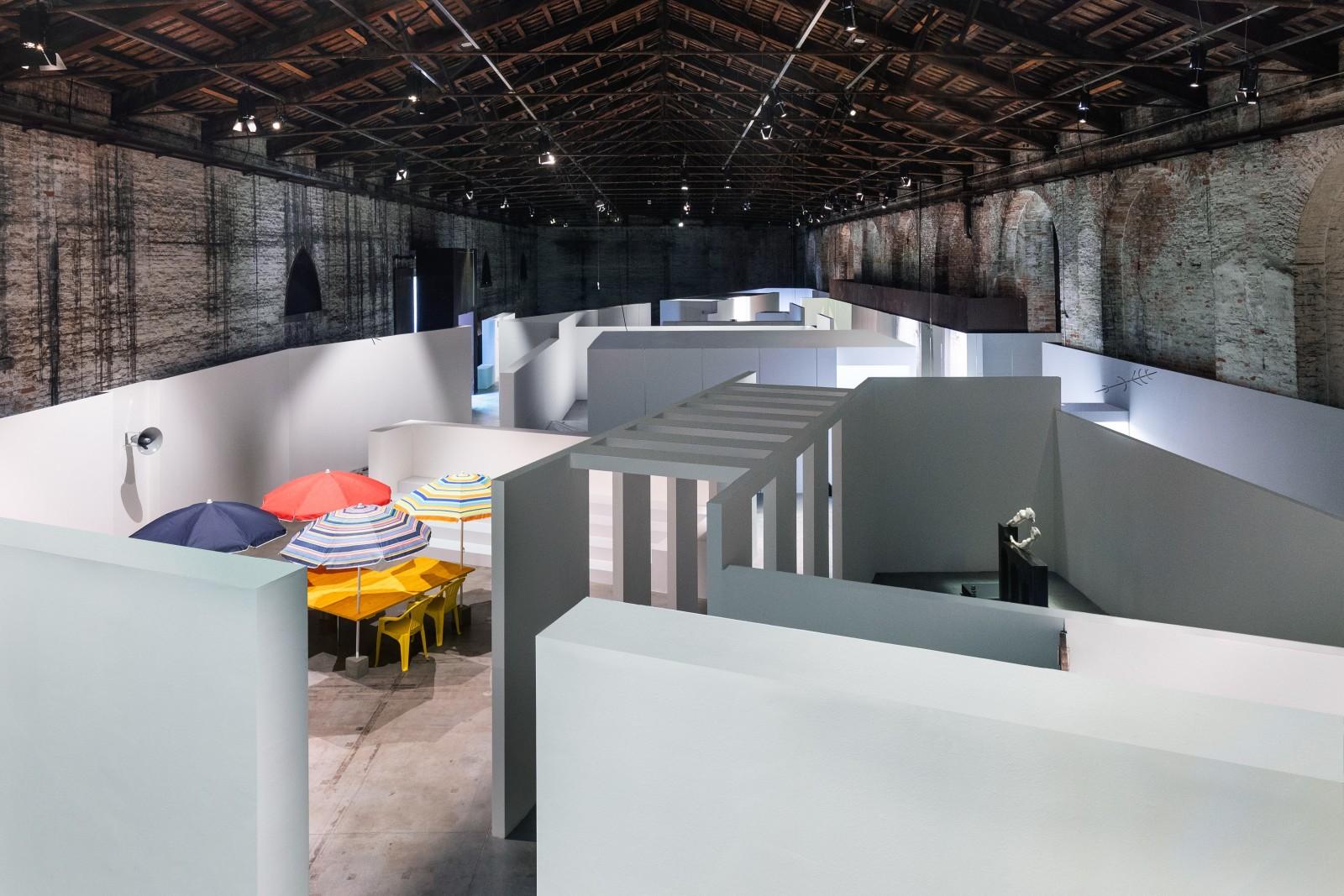 Neither Nor: The challenge to the Labyrinth - 11 Maggio - 24 Novembre 2019 – Padiglione Italia - 58esima edizione Esposizione Internazionale d'Arte della Biennale di Venezia