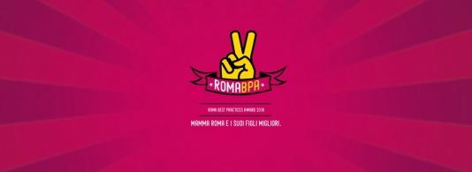 Torna Romabpa Mamma Roma e i suoi figli migliori - 4 maggio 2019 - ore 11 - Aula Magna Libera del Dipartimento di Architettura di Roma Tre partner del Premio - Largo G.B. Marzi 10