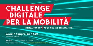 "Innovation Day ""Digitale per la Mobilità"""