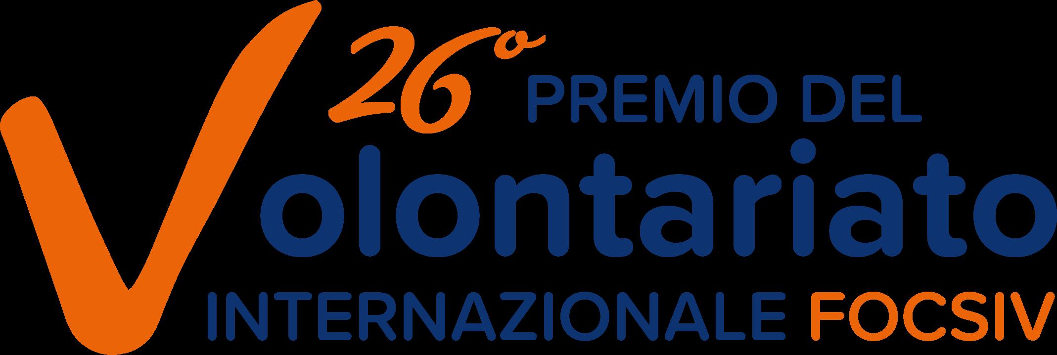 XXVI edizione del Premio del Volontariato Internazionale – 30 novembre 2019 - Istituto Leonarda Vaccari - Viale Angelico 22, Roma
