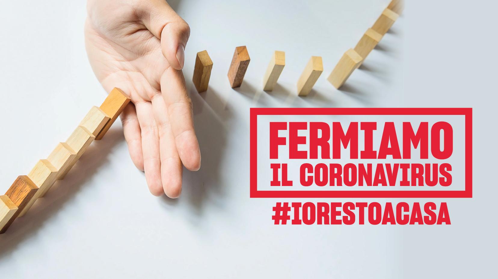 Coronavirus, la pagina della Regione Lazio dedicata all'emergenza