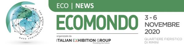 CALL FOR PAPERS di Ecomondo 2020: Le candidature scadono il 10 luglio