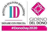 """#DonoDay2020 - 2 Ottobre, 2020 - ore 11 - IID presenta il 3° rapporto """"Noi doniamo"""""""