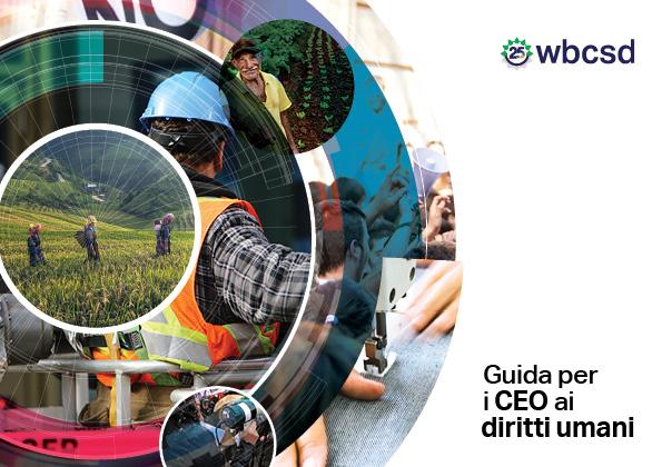 Guida ai CEO per i diritti umani del World Business Council for Sustainable Development - WBCSD