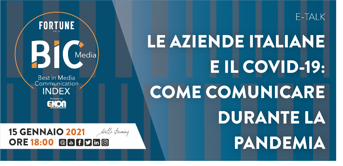 """""""Come comunicare durante la pandemia"""" - 15 gennaio 2021 - ore 18"""